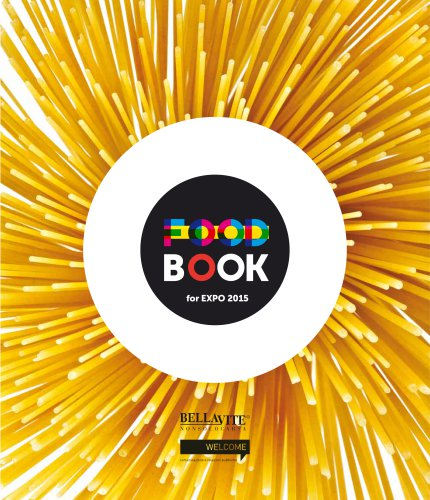 Food Book for Expo 2015