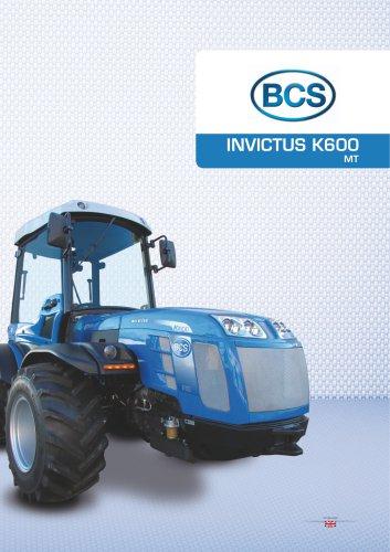 Invictus K600 MT