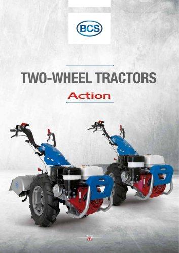 Two-wheel tractors PowerSafe