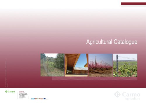 Agricultural Catalogue