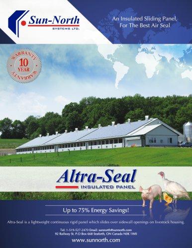 Altra-Seal Panel Brochure - Sun-North Systems, Ltd - PDF