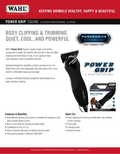POWER GRIP EQUINE