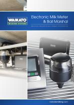Electronic Milk Meter