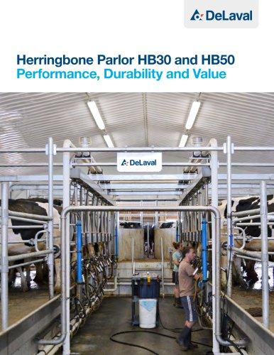 Herringbone Parlor HB30 and HB50
