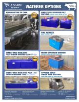 WATERER OPTIONS