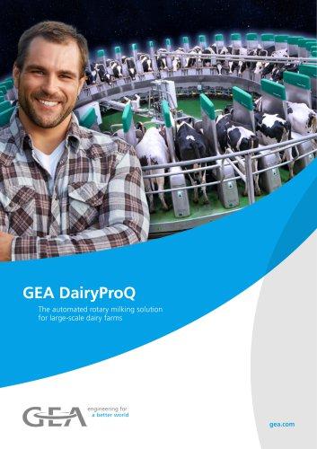 GEA DairyProQ