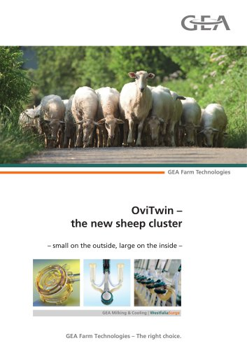 OviTwin – the new sheep cluster