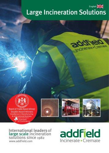 Addfield High Capacity Incineration Brochure