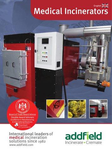Addfield Medical Incineration Brochure MP Focus