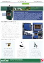 Addfield PET100 Pet Cremation Machine Datasheet AI - 2