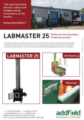 LABMASTER 25