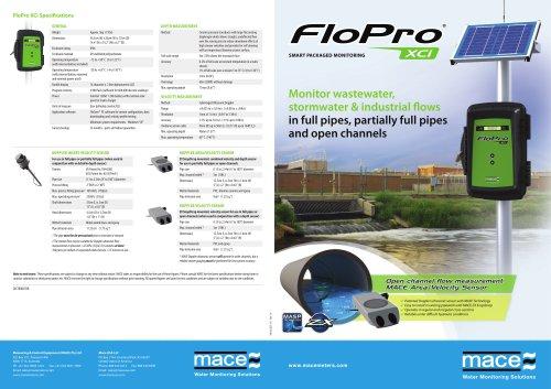 MACE FloPro XCi Brochure