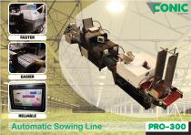 Automatic Sowing Line PRO-300