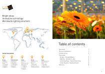 Horticultural lighting - 2