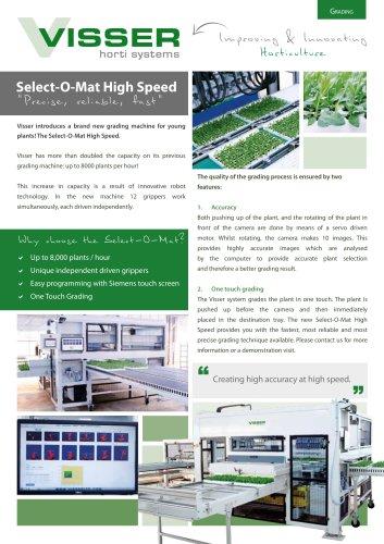 Select-O-Mat High Speed