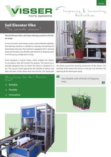 Soil Elevator Viko