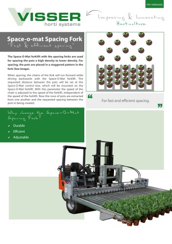 Space-o-mat Spacing Fork