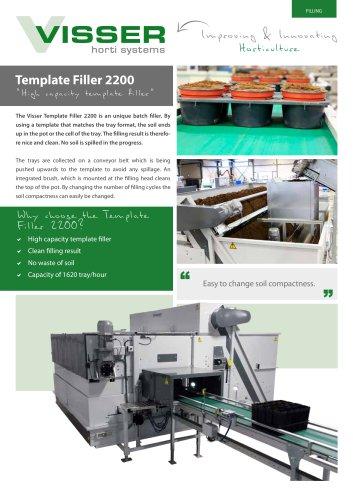 Template Filler 2200