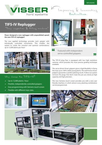 TIFS-IV Replugger