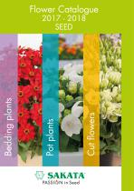 Flower Catalogue 2017-2018 SEED - 1