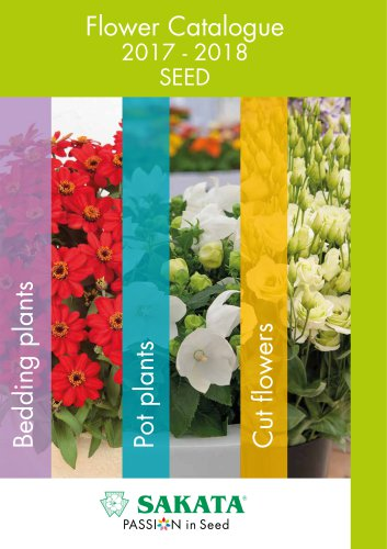 Flower Catalogue 2017-2018 SEED
