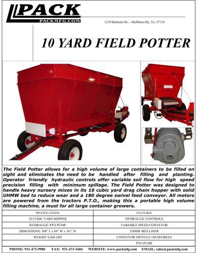 10yd Field Potter