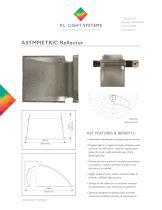 ASYMMETRIC Reflector - 1
