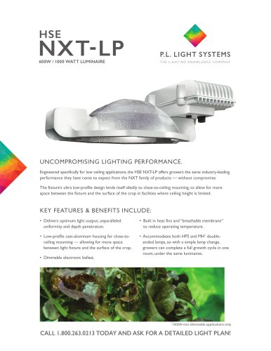 HSE NXT-LP