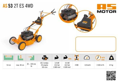 AS 53 2T ES 4WD