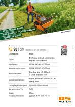 AS 901 SM Flail Mower - 2