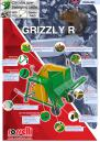 Circular saw Grizzly 600 R and Grizzly 700 R