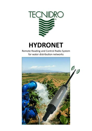 HYDRONET AUTOMATION SYSTEM
