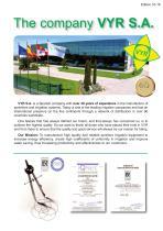 VYR AG Irrigation NPT - 2