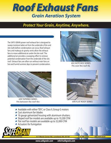 Roof Exhaust Fans Brochure
