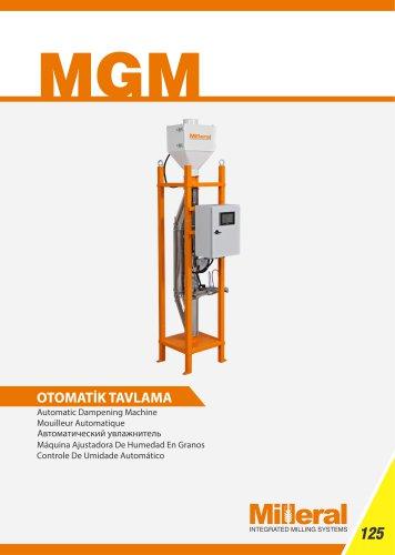 MGM - Automatic Dampening Machine