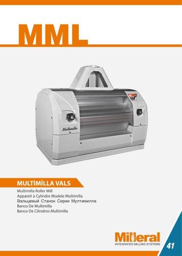 MML - Multimilla Roller Mill