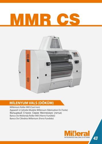 MMR CS - Millenium Roller (Cast Iron)