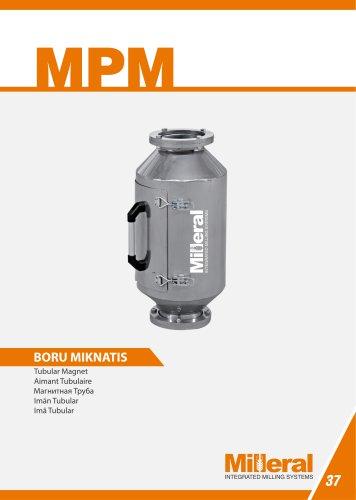 MPM - Tubular Magnet