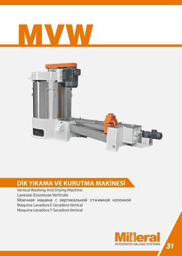 MVW - Washing and Drying Machine