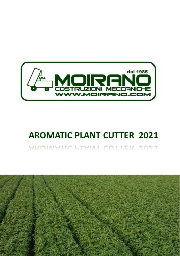 AROMATIC PLANT CUTTER 2021
