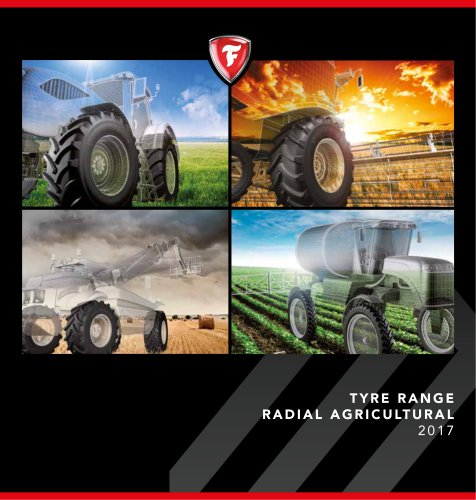 RADIAL AGRICULTURAL 2017