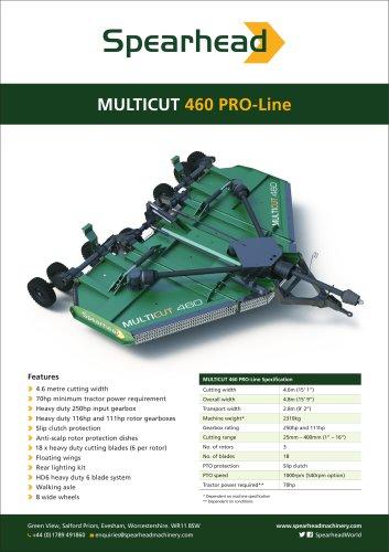 MULTICUT 460 PRO-Line
