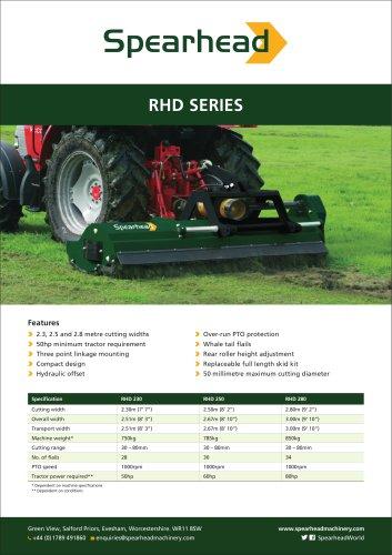 RHD Range