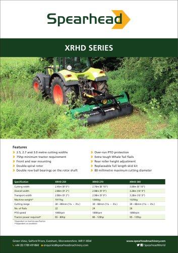XRHD Range