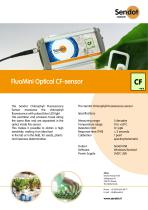 FluoMini Optical CF-sensor