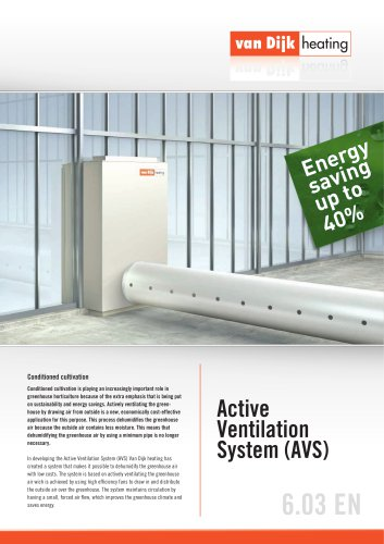 Active Ventilation System