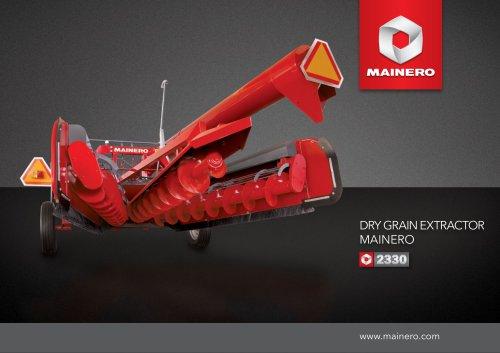 Dry Grain Extractor 2330