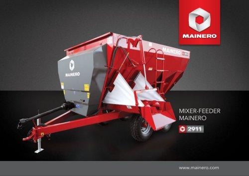 Mixer Feeder 2911