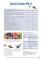 The MD II Mantax Digitech II ® - 2