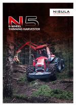 N5 6-WHEEL THINNING HARVESTER - 1